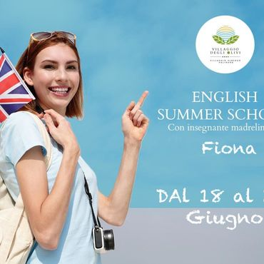 English Summer School: 19 - 26 giugno